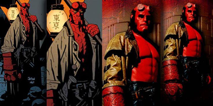 25+ Best Ideas About Hellboy Costume On Pinterest