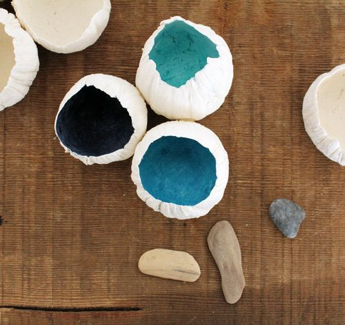 diy project: paper clay barnacles | Design*Sponge