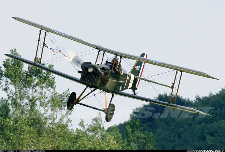 Royal Aircraft Factory SE-5A Replica  I-IOIA (cn 86361) Baracca Day 2013.
