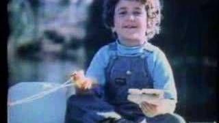 Oscar Mayer Commercial -1973, via YouTube.