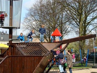 wijkcentrum speeltuin De Zoutkeet Hilversum