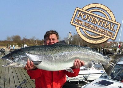17 Best images about BIGGEST fish ever caught on Pinterest ...