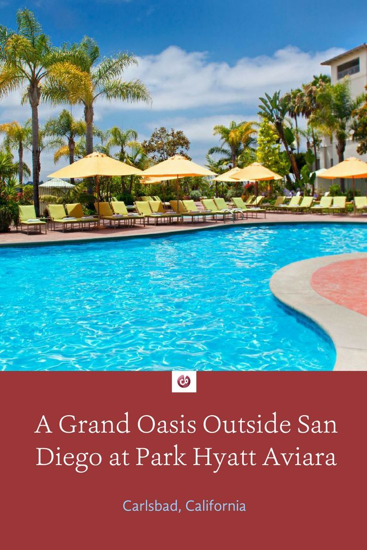 A Grand Oasis Outside San Diego at