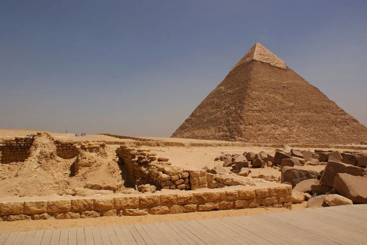 There is just no way one can describe the sheer size of these pyramids - and photographs don't do them justice