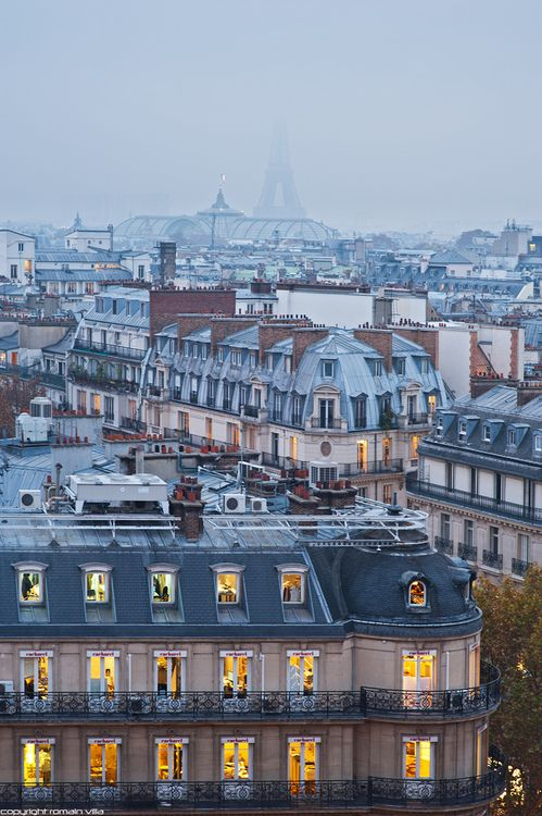 paris - home sweet home !