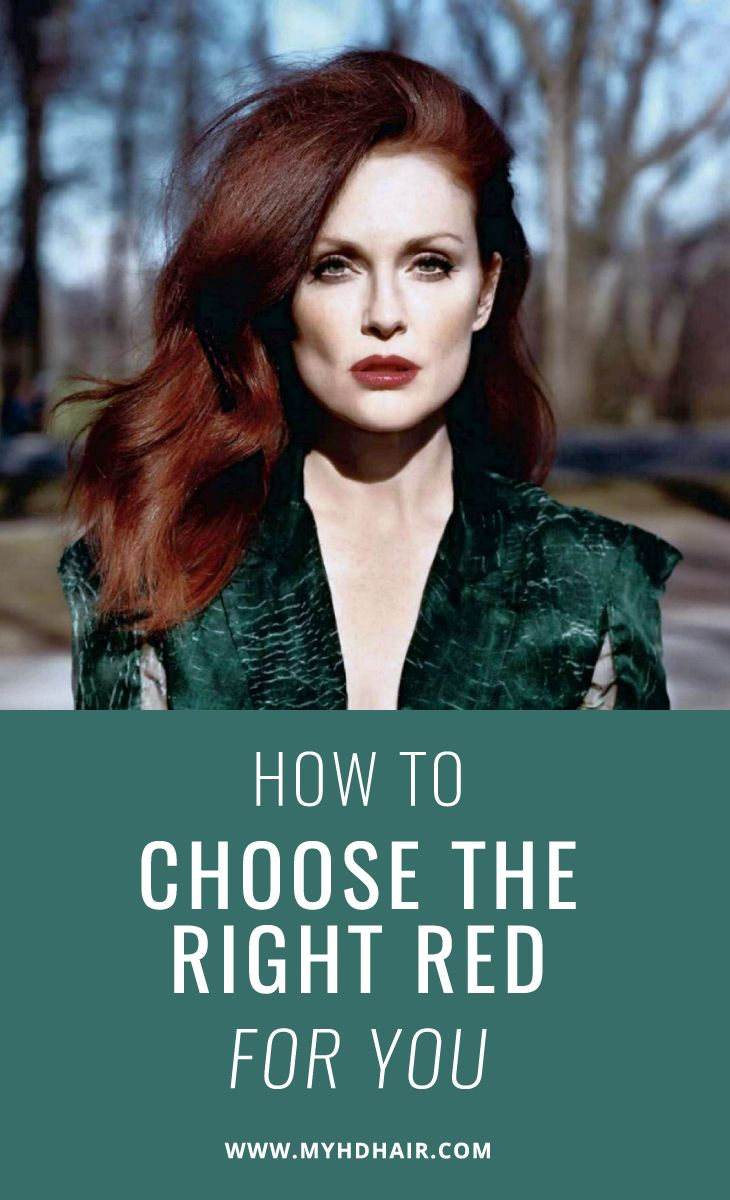 Our guide to Colouring with Red Hair Colour, including shades and what to do with your current Colour situation.
