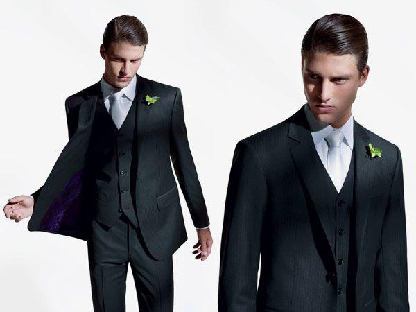 Qual a cor ideal para a gravata do noivo? Gravatas claras em tons de branco, pérola ou prata. A gravata slim (aquela mais fininha) combina com todo tipo de noivo? Quem pode optar por ela?