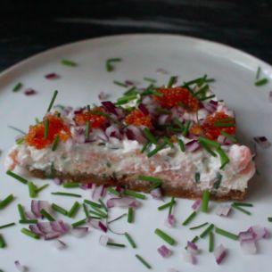 Smörgåstårta - det godaste receptet - Mitt kök