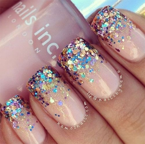 awesome Best New Year Nail Art Designs 2015 | Fashion Te http://www - Best 25+ Nail Art Design 2015 Ideas On Pinterest Nail Designs