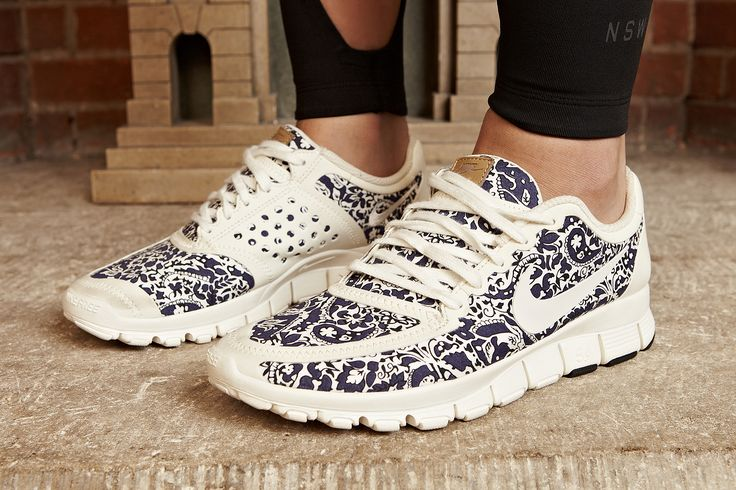 The brand new Liberty x Nike collection is now available in store and online at Liberty.co.uk
