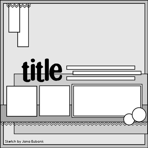 Single Page Layout | 3 Photos: Photos Scrapbook, Google Image, Scrapbook Layouts, Scrapbook Sketches, Scrapbook Photos, Layout Sketches, Sb Sketch, Scrapbooking Layouts Sketches