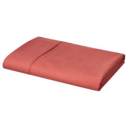Threshold™ Ultra Soft 300 Thread Count Flat Sheet---To make curtain
