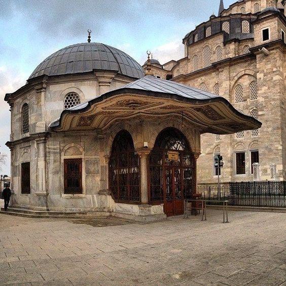 Fatih Sultan Mehmet tomb- Fatih / İstanbul