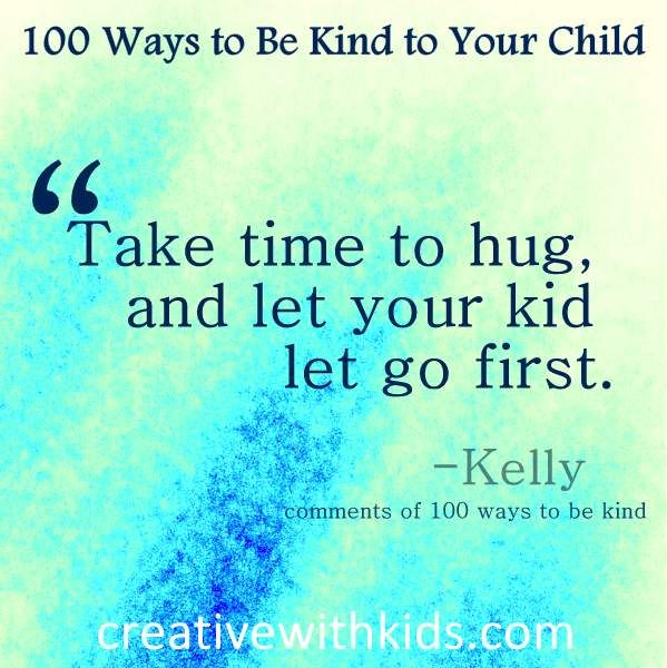 parkas for women 100 Ways to be Kind to Your Child