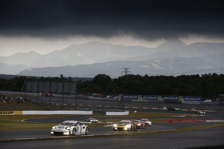 6 Horas de Fuji. Categoría GTE Pro Porsche #911RSR