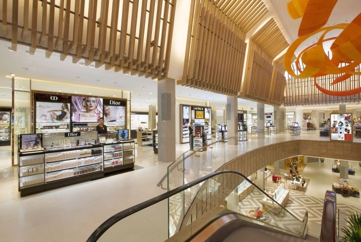 T Galleria by PMDL Architecture + Design, Siem Reap – Cambodia » Retail Design…