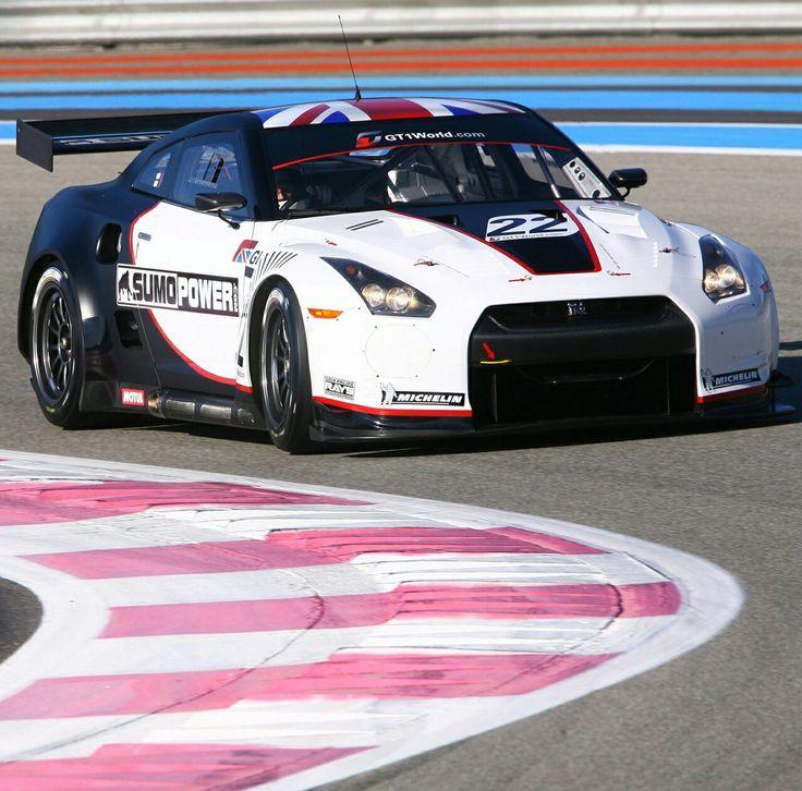 (°!°) 2010 Nissan GTR Racing