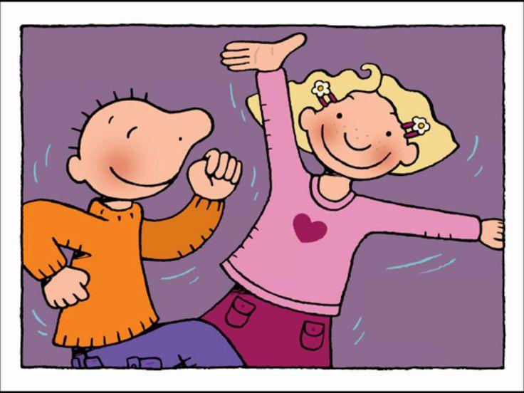 Dansen is gezond!
