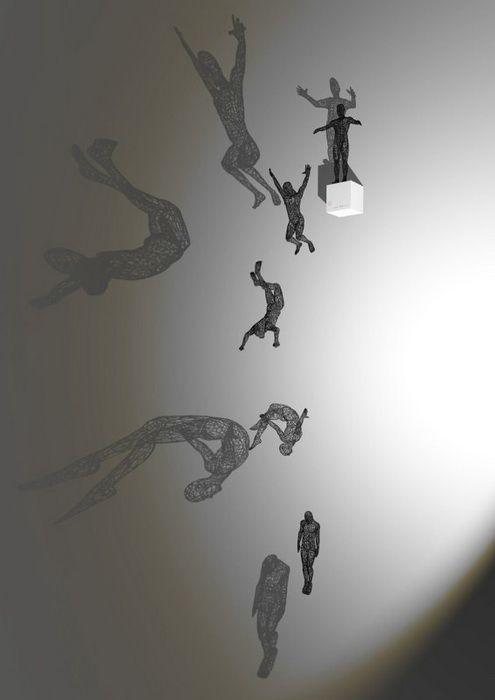 Реальная виртуальность: проект художника Мото Ваганари (Moto Waganari)