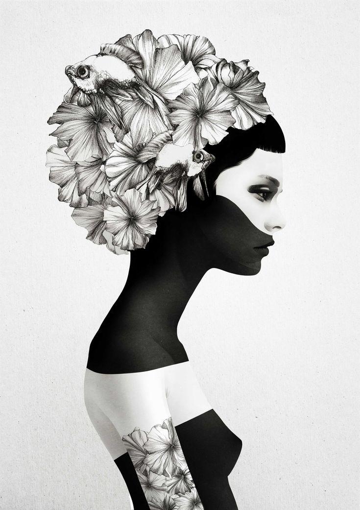 Marianna - A collaboration with the very talented Ruben Ireland.http://rubenireland.co.uk/