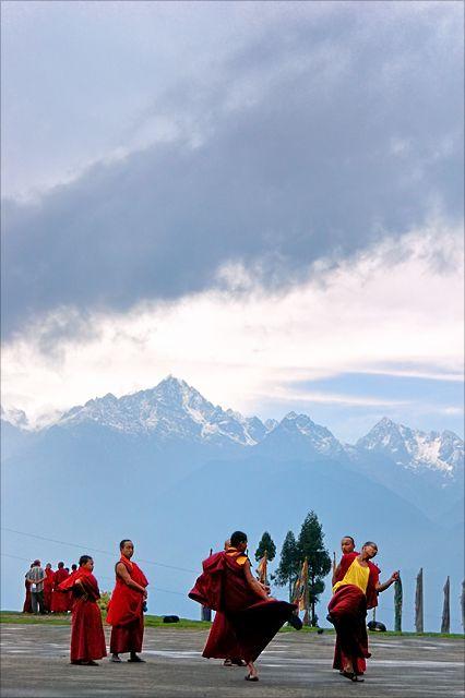Sikkim, India!