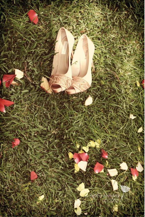 Bride shoes | Sapatos da Noiva