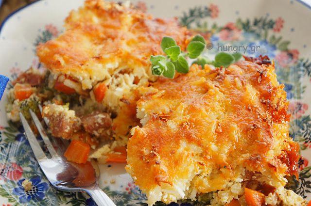 Kitchen Stories: Savory Sausage & Broccoli Quiche