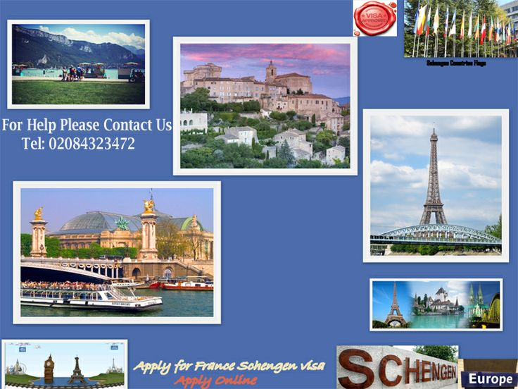 Schengen visa is generally used for those who are visiting in multiple Schengen country for their summer vacations. If you need any information related to France Schengen Visa then our agents will help you out, so after get all the information about Schengen visa then you can #apply for visa & you can easily get your visa approved. If you want to know about all the information about France Schengen visa and all the documents required contact us our agents will help you out. Tel…