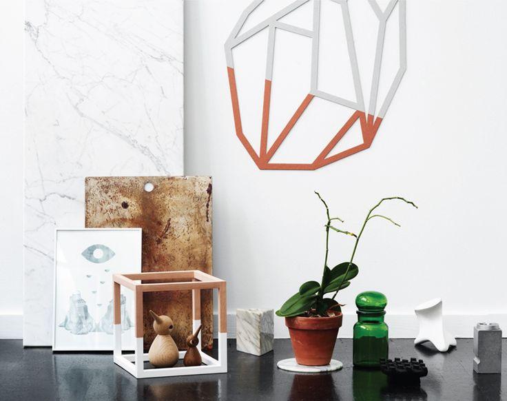 My work for Kristina Dam Studio | Art, Interior & Graphic Design