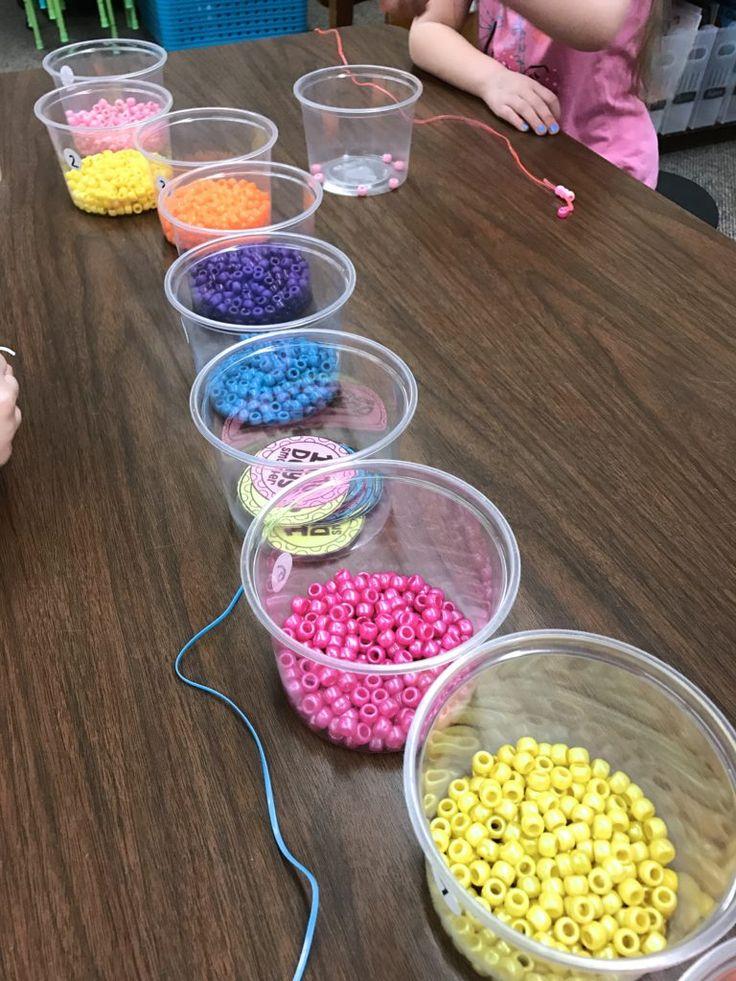 100th Day of School Station Activities for Kindergarten
