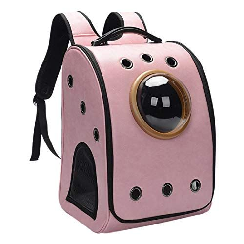 aa3876e8d85 Anap Pet Carrier Space Capsule Backpack, Bubble Window Lightweight Padded  Traveler for Cats, Dogs,… #DogBackPack #bubblepetcapsulebackpack