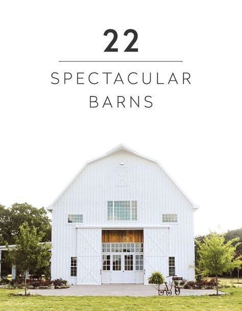 22 Incredible Barn venues for weddings & events in the USA