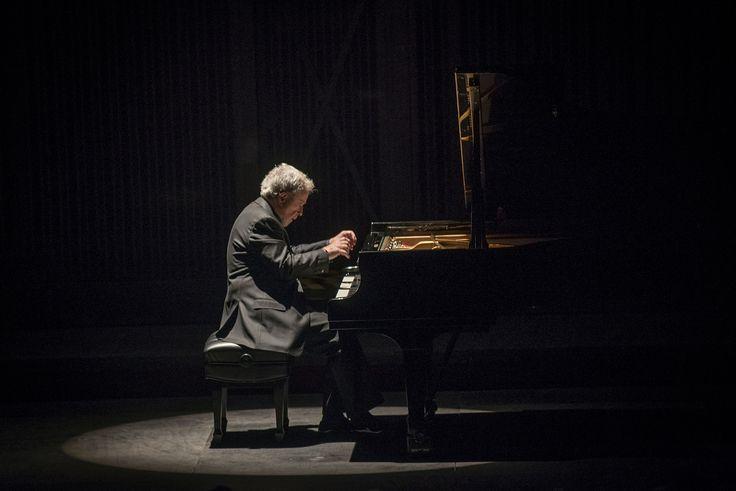 Grandes Pianistas - Nelson Freire. Foto de Patricio Melo