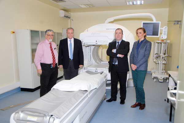 Γιάννενα: Εγκαινιάστηκε χθες στο Πανεπ. Νοσοκομείο Δουρούτης...Πλήρης εξοπλισμένη μονάδα για θεραπεία ασθενών με καρκίνο