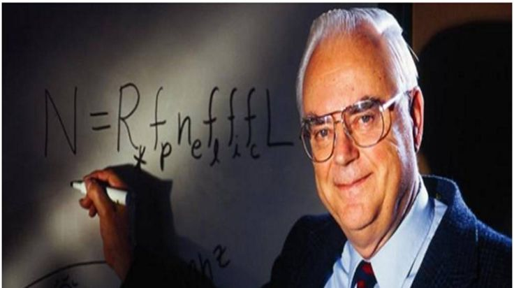 Frank Drake y su famosa ecuación.