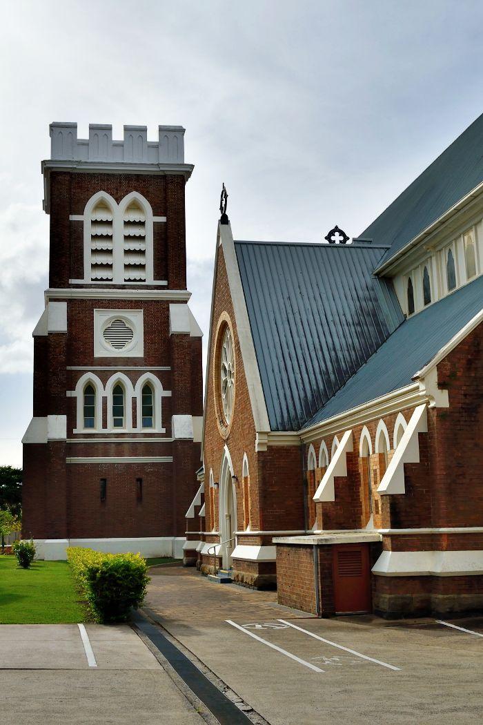 St Paul's Anglican Church, Maryborough, Queensland.