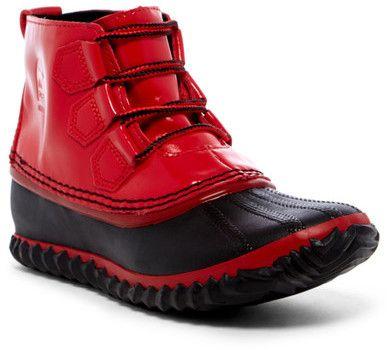Sorel Out N About Waterproof Rain Boot