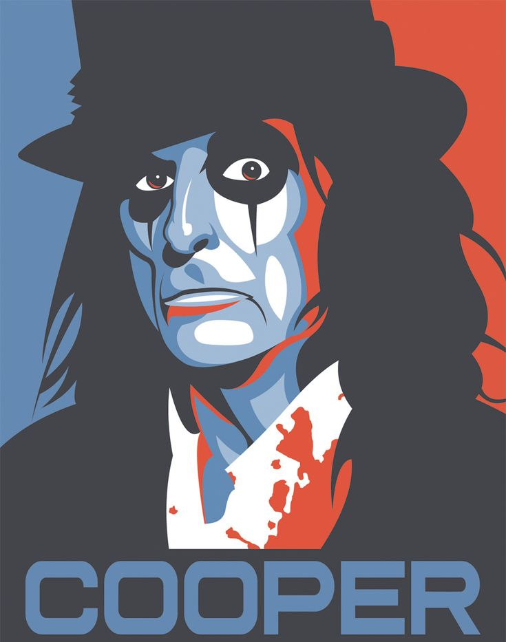 Alice Cooper by Forty61