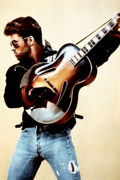 51 Best Images About George Michael & WHAM! On Pinterest