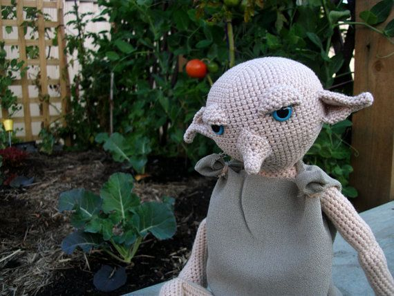 Dobby Harry Potter Amigurumi : 180 best images about Amigurumi.... on Pinterest Disney ...