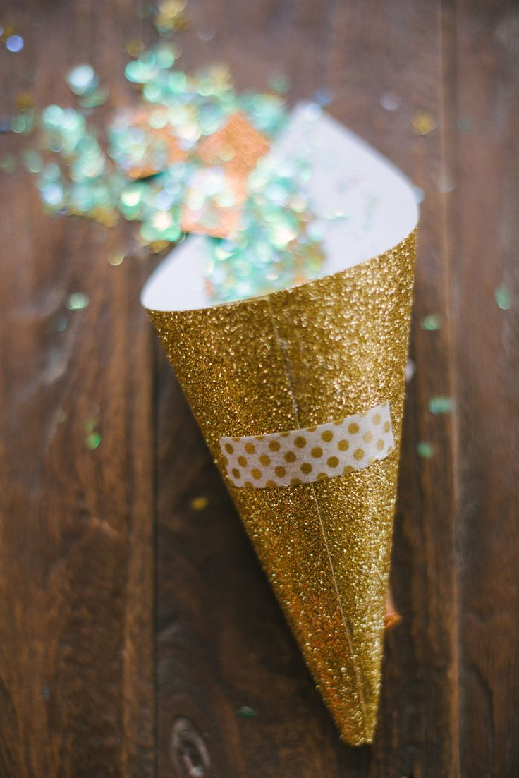 #confetti  Photography: O\'Malley Photographers - omalleyphotographers.com  Read More: http://www.stylemepretty.com/2013/11/01/winter-wedding-inspiration-from-omalley-photographers/