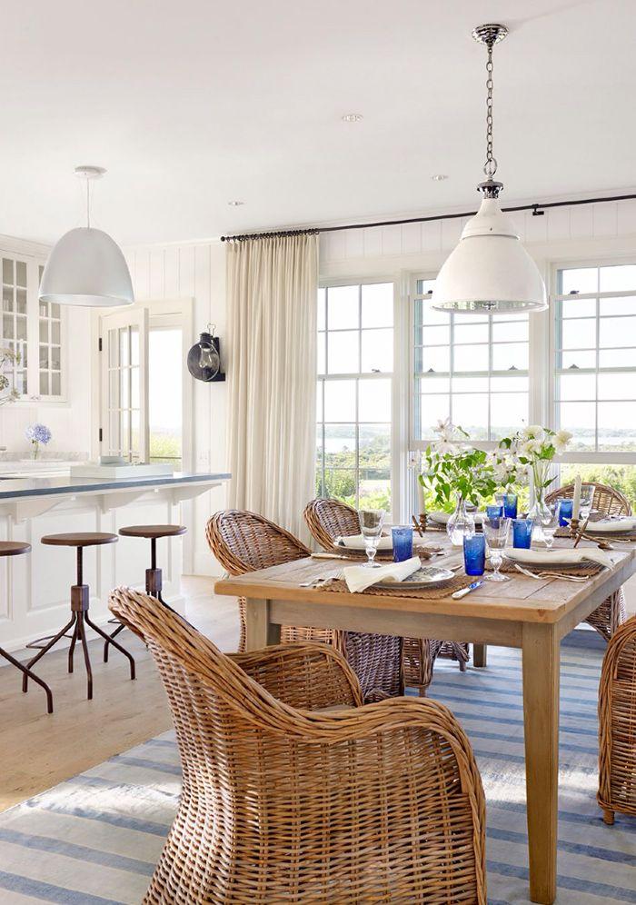 Rustic Classic Dining Room