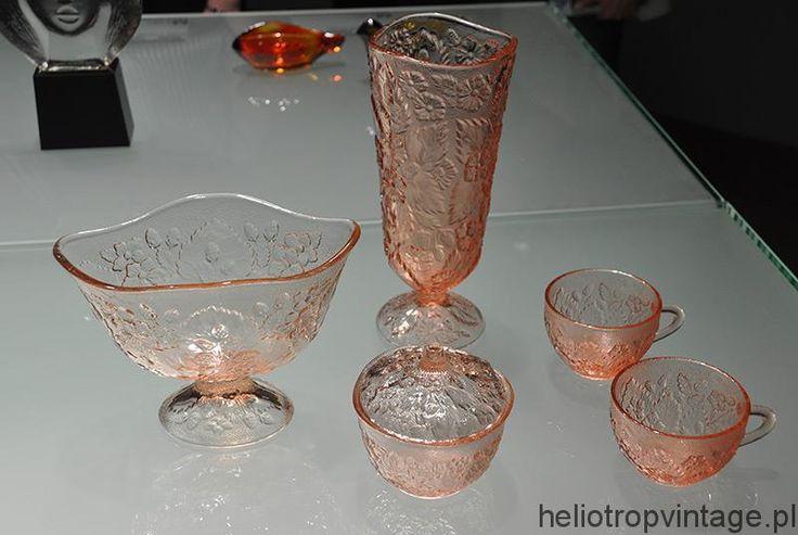 Wystawa szkła Drostów w Lublinie – Heliotrop Vintage