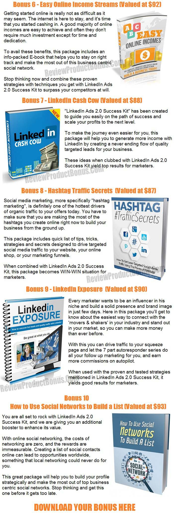 Best PLR Package in LinkedIn Ads Marketing Niche Complete with High Quality Training Guide, Cheat Sheet, Mind Map, High Converting Sales Copy, Report, Mini Sites, Sales https://jvz5.com/c/578789/292459  #linkedin #ads #plr #privatelabel #LinkedInAds2_0 #SuccessKitPLR #PLRMOnthly