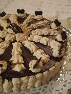 Morzsamesék: Kávés diós torta - Zila formában