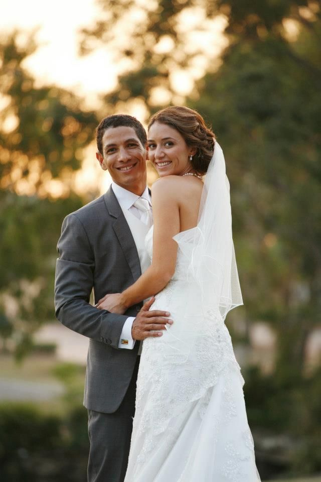 This is one of our Gold Coast brides. Isn't she beautiful!