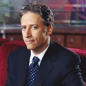 Jon Stewart's hilarious view of politics in America is by far one of my favorite indulgences.  Brilliantly irreverent.