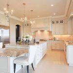 Mutfaklar için son dönemlerde beyaz renginin ağırlıkta kullanılması trend olmuş durumda. Artık mobilyalarda, donatılarda ve döşemelerde dahi beyaz rengi tercih edilebiliyor. Küçük mutfakların daha …