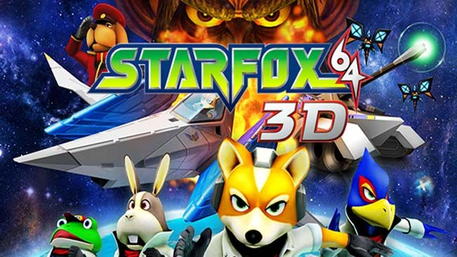Star Fox 64 3D Decrypted Rom Download (USA) - http://www.ziperto.com/star-fox-64-3d-decrypted-rom/