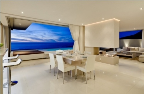 Simply breathtaking - Aquatic Penthouse   Camps Bay